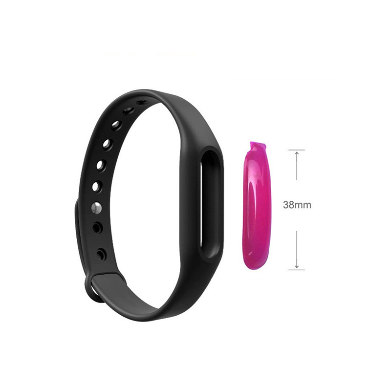Image 5 - 5pcs/lot Wristband Anti Mosquito Pest Insect Bugs Repellent Repeller Wrist Band Bracelet 25-in Repellents from Home & Garden