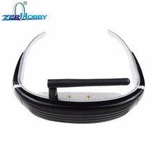 5.8G FPV 62 inch 4:3 LCD Layar 3D Video Kacamata untuk RC Drone 3D virtual lensa optik Semua 5.8G FPV Drone untuk komputer/TV
