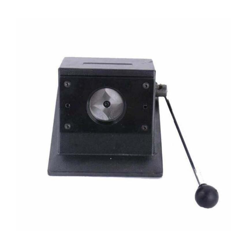 Coupeur rond manuel d'insigne de coupeur de papier de bouton rond faisant des boutons de goupille de 25/32/37/44/58mm - 3