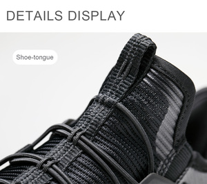 Image 3 - ONEMIX Air 95 احذية الجري الرجال أحذية رياضية خفيفة الوزن تنفس شبكة لينة الانزلاق على في الهواء الطلق الركض المشي تنس أحذية رياضية