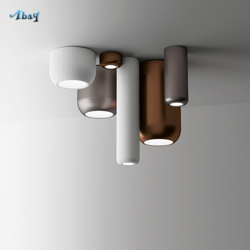 Nordic Modern Restaurant Living Room Ceiling Lights Aluminum Art Adsorbed or Suspended Led Light Fixtures bedroom Ceiling lampNordic Modern Restaurant Living Room Ceiling Lights Aluminum Art Adsorbed or Suspended Led Light Fixtures bedroom Ceiling lamp
