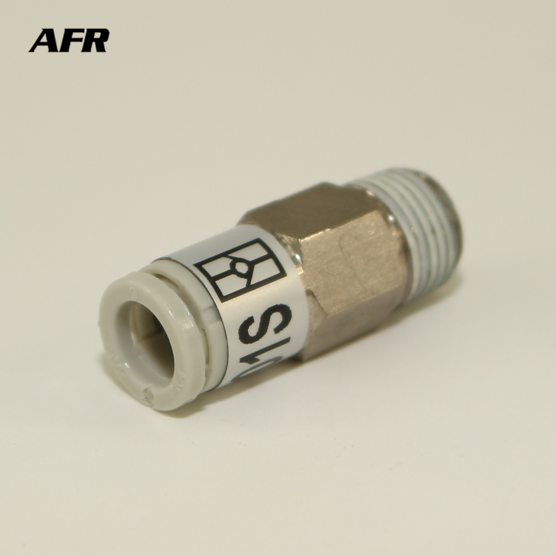 SMC type connector series Bushing type check valve AKB12B 03 AKB12B 04 in Pneumatic Parts from Home Improvement