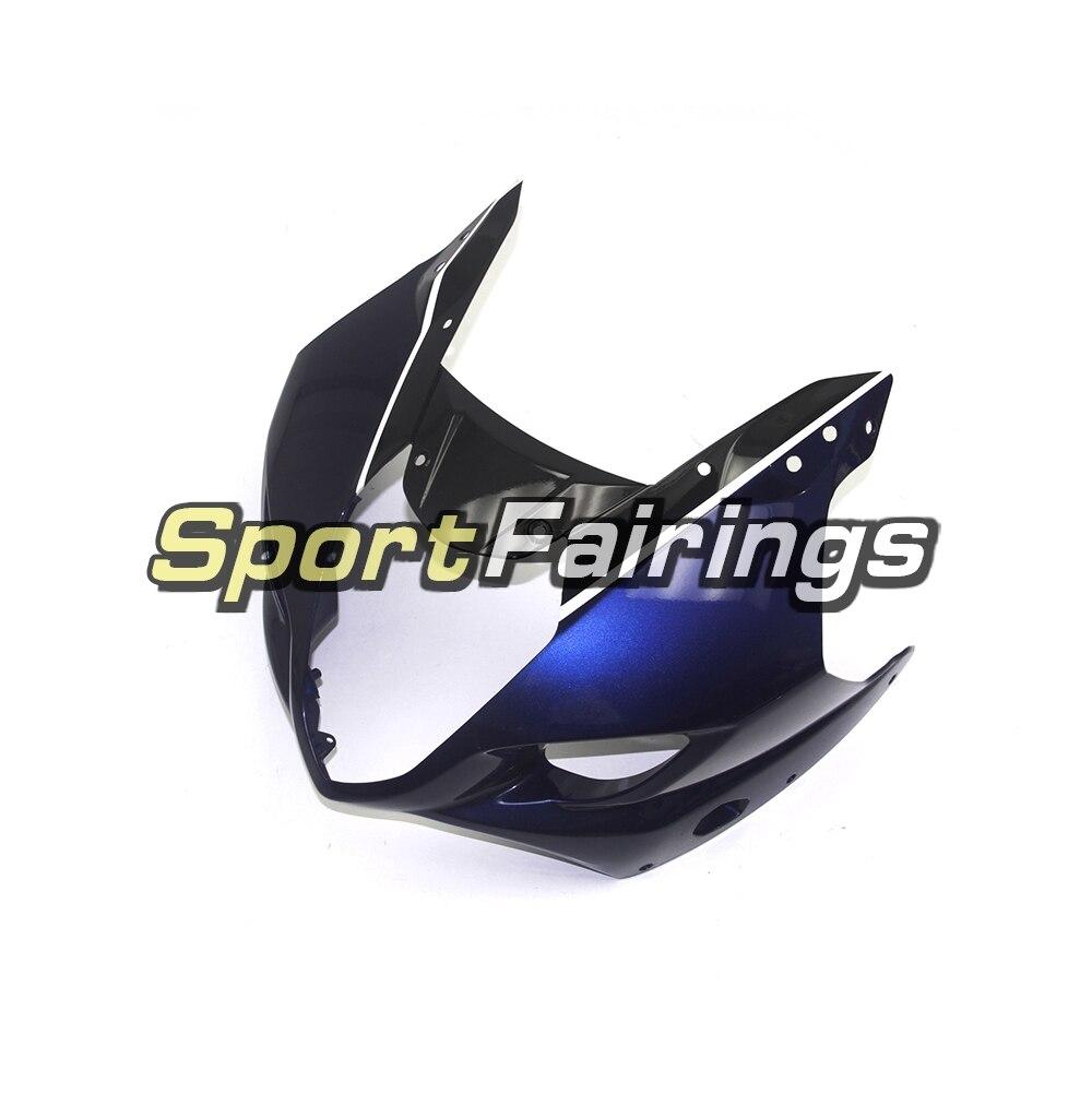 Обтекатели для Suzuki GSXR1000 GSX-R 1000 K3 Год 03 04 2003 2004 впрыскивание, АБС-пластик мотоцикл обтекатель комплект белого и синего цвета черный