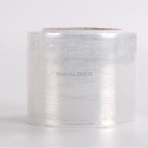 Image 3 - 1 pc microblading plástico envoltório 42mm * 200m maquiagem permanente suprimentos conservante filme tatuagem acessórios sobrancelha capa