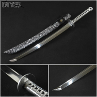 Japanese Tanto Knife High Manganese Steel Espada Katana Samurai Handmade Katana Sword Battle Ready Samurai Katana Sword For Sale