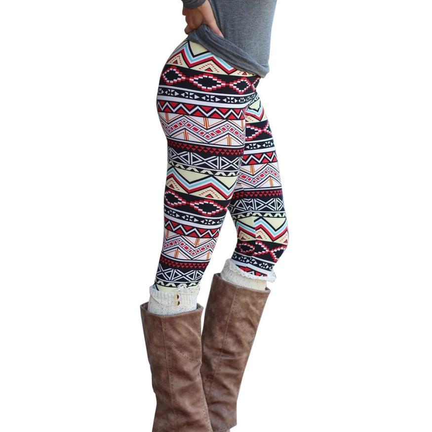 feitong winter leggings skinny panties gray stripe fitness warm leggings women 39 s pant high. Black Bedroom Furniture Sets. Home Design Ideas