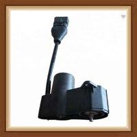 12/6 torx dentes de qualidade servo motor pinça de freio de estacionamento elétrico para 4e0998281 32333552 4e0998281b para audi a8 02 10|Calibrador e peças| |  -