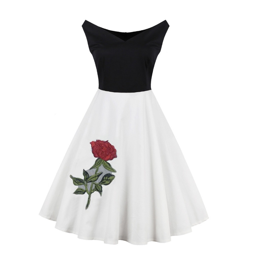 Popular pinup wedding dresses buy cheap pinup wedding for 50 s pin up wedding dresses