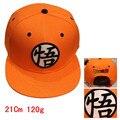 Dragon Ball Son Goku gorra de Béisbol de Punto