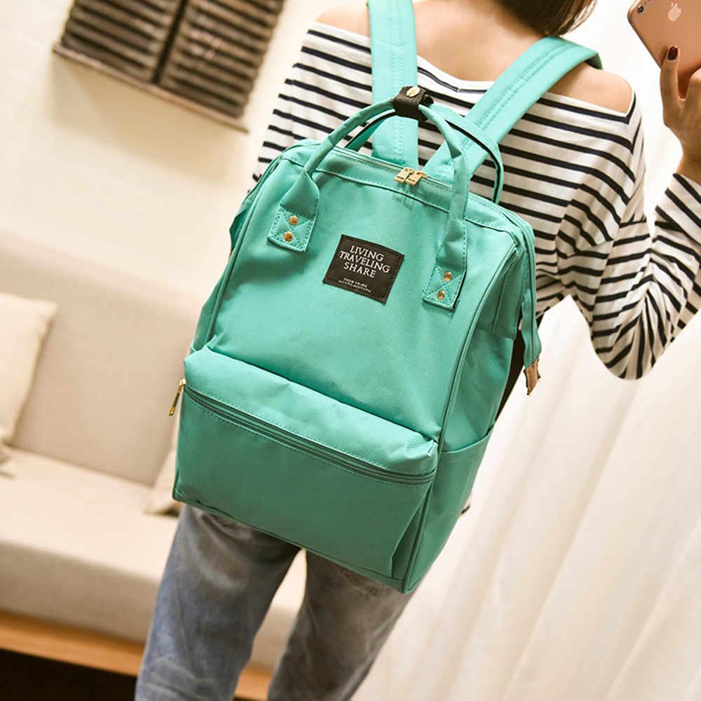 HIINST Fashion Green Baby Changing Zipper Bags Mummy Waterproof  Multifunction Diaper Hospital Bag Healthcare Kits dropship CC#