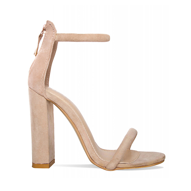 Ankle Strap Open Toe Women Sandal