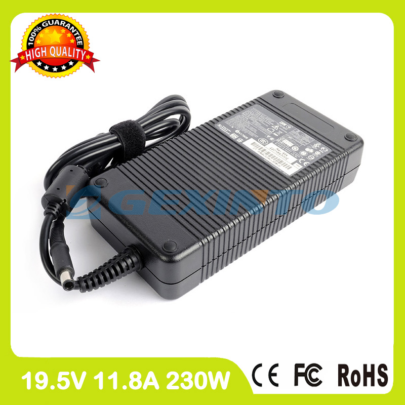 19.5V 11.8A 230W laptop charger ac power adapter ADP-230CB BA TPC-BA51 HSTNN-DA12S 811593-001 817911-001 HSTNN-DA12 HSTNN-LA12 19 5v 11 8a 230w ac power adapter for hp laptop charger pa 1231 66hj 593534 001 608432 001 608432 003 adp 230db b 609946 001