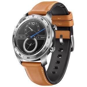 Image 5 - Huawei Honor montre magique étanche GPS NFC travail 7 jours Message rappel fréquence cardiaque Tracker sommeil Tracker 1.2 pouces écran