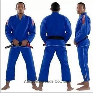 최고 품질의 브라질 KORAL Jiu Jitsu 유도기 Gi Bjj Gi 벨트 선물 무료 배송