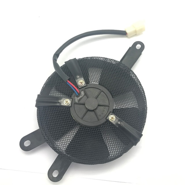 New Motorcycle Motor Condenser Cooling Fan Radiator Great Wall Automobile Wind Jun 3 5 Truck