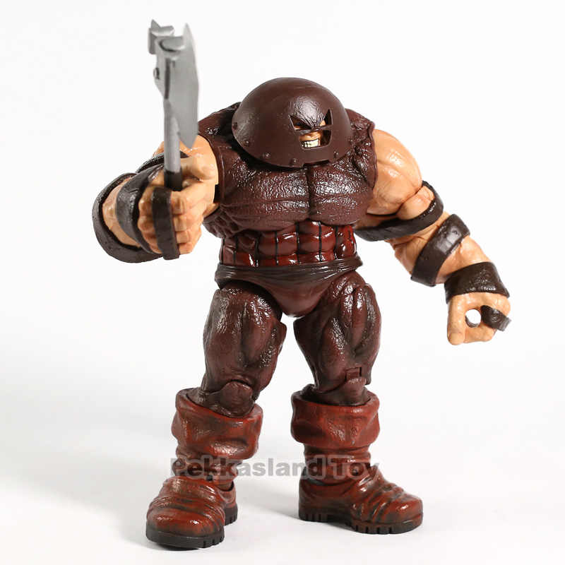 "Фигурка Marvel X MEN Juggernaut 10 ""экшн-фигурка KO's Diamond выберите DST MS x-men Deadpool X Froce Cain Марко легенды игрушки"