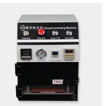 OCA Laminating & Bubble Removing Machine LCD Assembly laminator Screen Saver 550w 1380r min 8l air compressor for air bubble removing mobile lcd screen refurbishment repairing machine