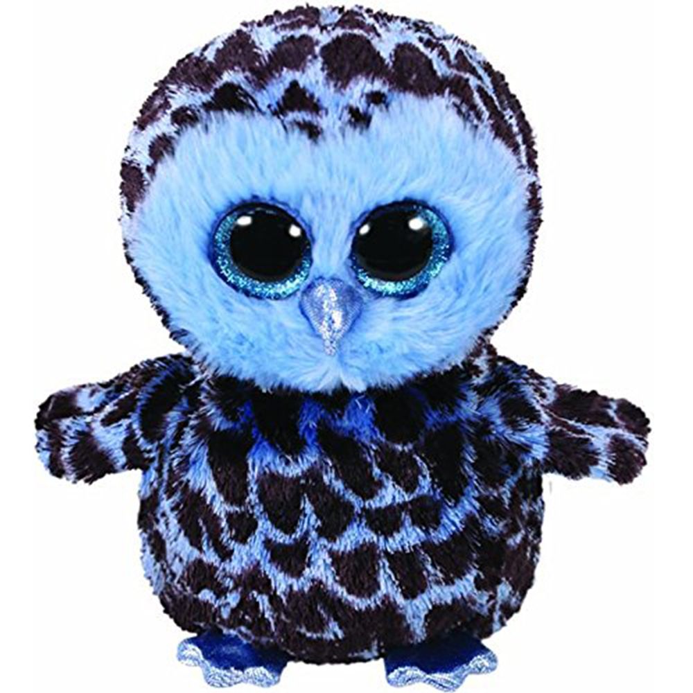 "Image 5 - Pyoopeo Original Ty Boos Owl 6"" 15cm Twiggy Yago Owen Oscar Enchanted Nester Plush Regular Stuffed Animal Collection Doll Toy-in Stuffed & Plush Animals from Toys & Hobbies"