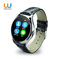 UWatch MEN Smart Watch Android Bluetooth Heart Rate Monitor Smartwatch Intelligent For IOS electronic wrist watches US03
