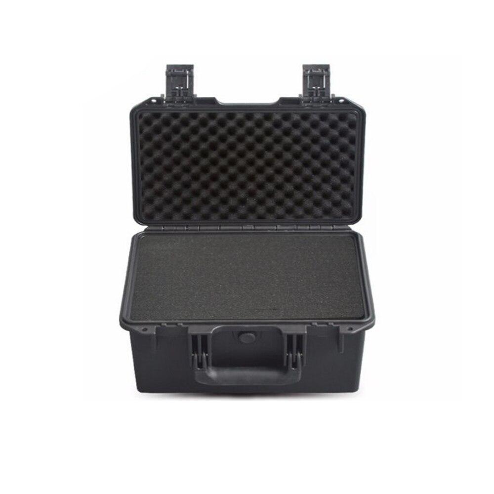 SQ3020H Internal 300*200*200mm Watertight Anti-shock Plastic Cameras Case With Foam