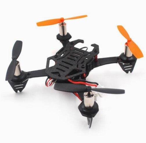 Radiolink F110S Mini caméra Drone quadrirotor avec T8FB CS360 FC R6DSM RX BNF sans tête 360 degrés lancer mouche réglage automatique
