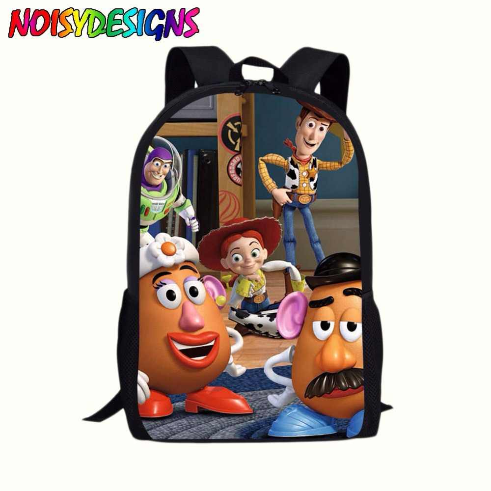 5f830c07241 Detail Feedback Questions about Notebook Toy Story 3 Figure Backpacks  School Bag Orthopedic college Boys Girls party rugzak Large rugzak Bookbag  mochila ...
