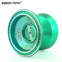 BEBOO YOYO professionnel Yoyo Set Yo yo + gant + 3 cordes + roulement L1 Yo-yo haute qualité classique jouets Diabolo cadeau pour enfants