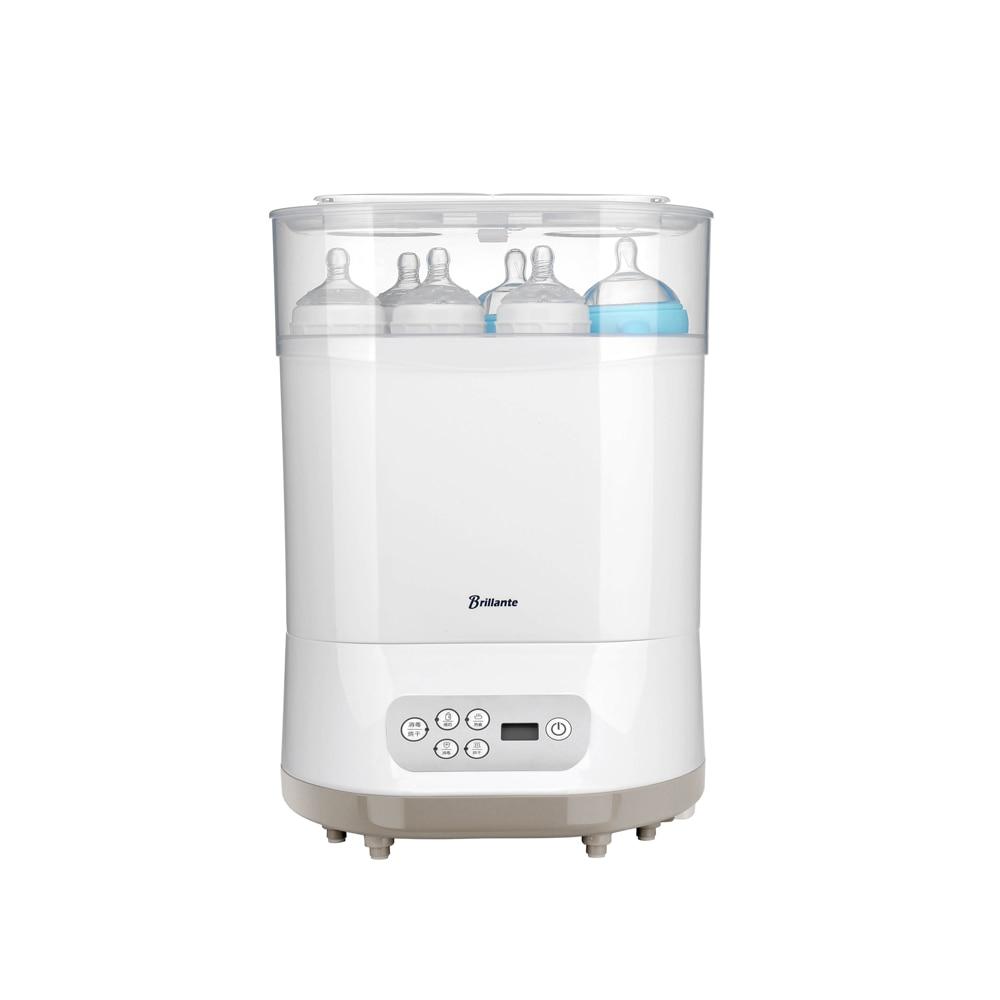 New Brillante Baby Bottle Warmer 5 in 1 Multi function Baby Milk Warmer Bottle Sterilizer 600W Disinfection Food Egg Heater