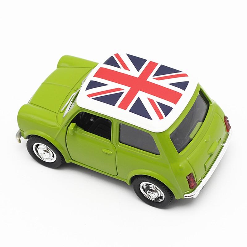 Toy Cars För Pojkar Mini Cooper Alloy Bil Baby Barn Leksaker För - Bilar och fordon - Foto 5