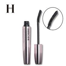 HENLICS High Quality Waterproof Black Mascara Volume Curling Eyelash Extension Makeup Cosmetic Liquid