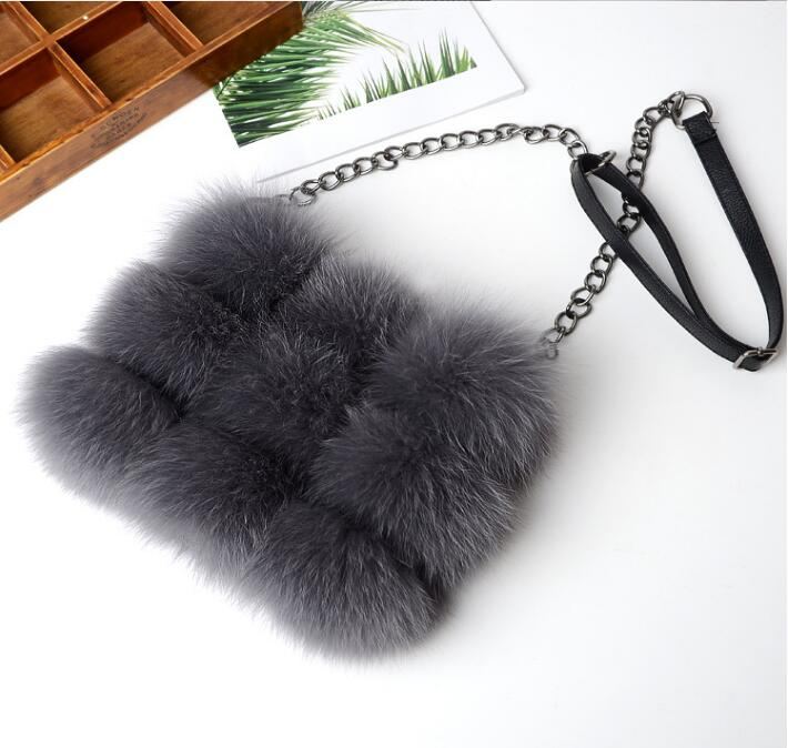 2018 winter new real fox fur women's messenger bag one for really do lady's shoulder bag do new tech based firms located in science parks really perform better