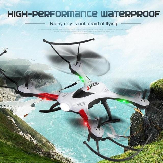 JJRC H31 Waterproof Anti-crash 2.4G 4CH 6Axis Quadcopter Headless Mode LED RC Drone Toy Super Combo RTF VS H37 Syma X5C