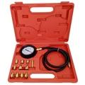 Caixa de onda do carro automático cilindro medidor pressão óleo tester medidor ferramentas teste detecção transmissão automática tabela