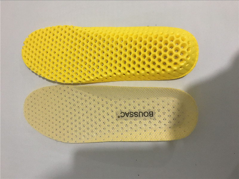 BOUSSAC AFD 101-109 New Sport Shoes Insole Free Size Unisex Orthotic Arch Support Shoe Pad Running Gel Insoles Insert Cushion