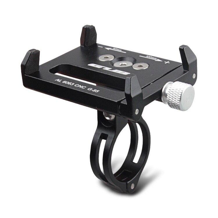 GUB G-85 ajustable Universal Bike teléfono soporte para 3,5-6,2 pulgadas Smartphone bicicleta de aluminio soporte de montaje