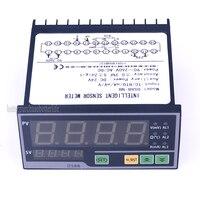 Medidor De Sensor De Transmissor de Pressão inteligente Medidor de Exposição  TC  RTD  mA  mV  V Exibição Sensor De Entrada metro