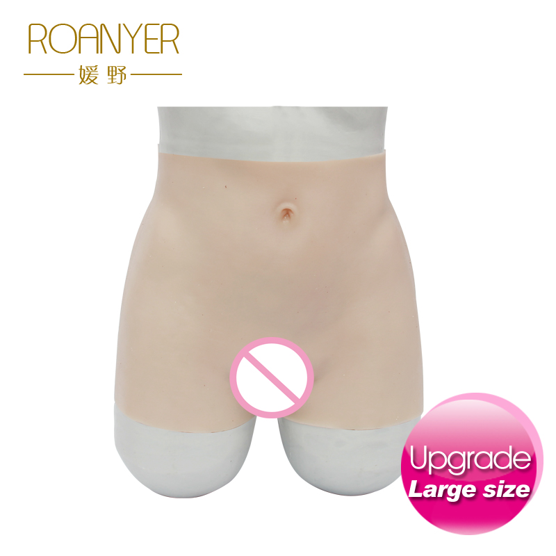 Roanyer crossdresser silicone pants with artificial penetrable fake vagina transgender Realistic Shemale Underwear Drag Queen free shipping new [av 4] camel toe realistic fake vigina underwear artificial vagina male masturbator crossdresser vagina page 2