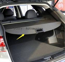 Wysoka jakość! Tylna pokrywa bezpieczeństwa bagażnika pokrywa bagażnika dla Mitsubishi Outlander 2009 2010 2011 2012 (czarny  beżowy)