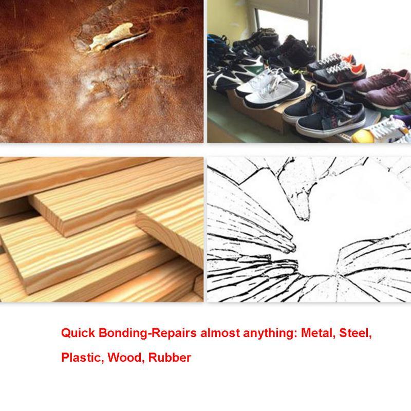 1 stks Direct Droog Cyanoacrylate Adhesive Sterke Bond Fast Leder Rubber Metal 20g 502/218/503/ 888 PVC Meubels Lijm Reparatie
