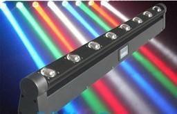 Led light beam light beam scanning light dyeing shook his head lamp