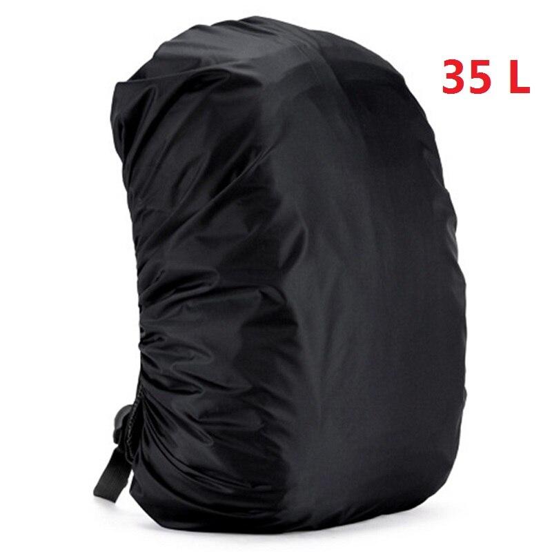 Mount Chain 35/45 л регулируемый водонепроницаемый рюкзак с защитой от пыли дождевик Портативный Сверхлегкий плечо защиты Открытый Инструменты для пешего туризма - Цвет: 35 liters 2