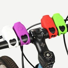 Bicycle Bell Loud Bike Horn Waterproof Safety Electric Battery Power Riding Cycling Horn Bell Cycling Handlebar Accessories Hot hot sale cycling accessories air squeeze rubber bulb light metal bicycle bugle bell