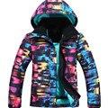2019nova mulher jaqueta de esqui ao ar livre multi-color jaqueta de snowboard respirável médio longo casaco de inverno feminino em vendas