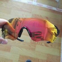 Gafas Ciclismo O Brand Queshark Radar EV Evzero Zero Uv400 Full Revo Lens Cycling Glasses Bicycle Sunglasses Runing Colors