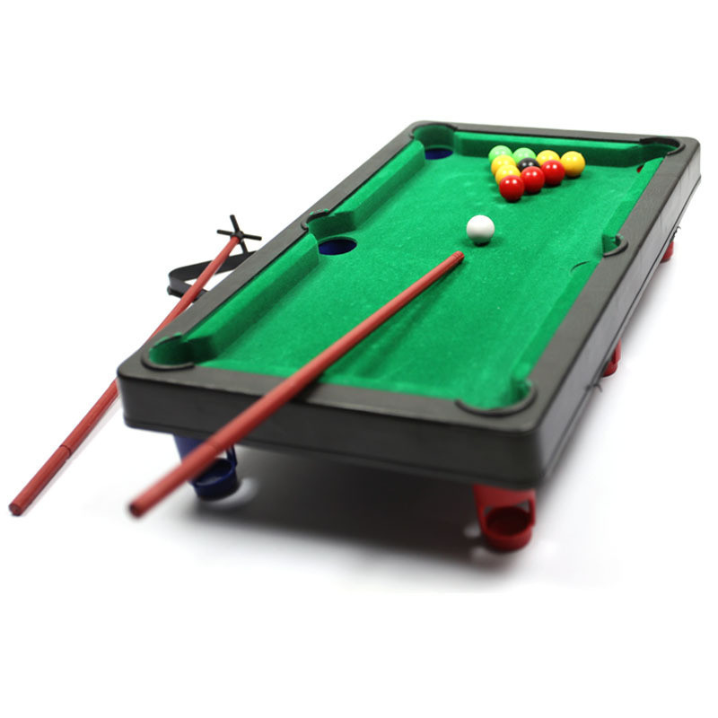 Sports Game Mini Pool Billiards Table Game Baby Toy Kids Table Board - Mini pool table size