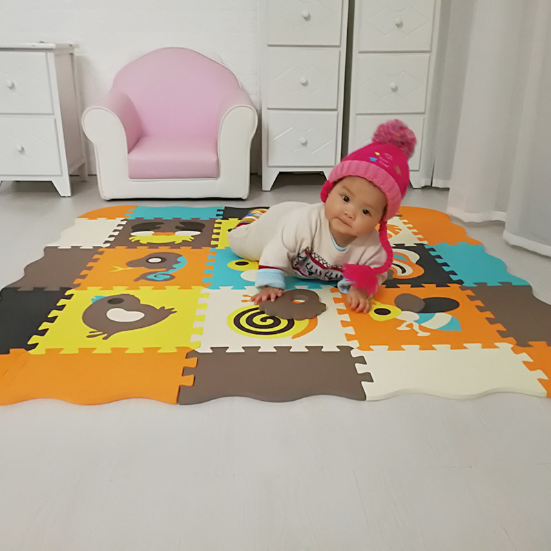 Baby Toys Play Mat Puzzle Mats Playing Carpet Childrens Developing Crawling Rugs Babies Puzzle Four Styles Kids Gifts