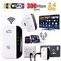 Wireless Wifi Repeater 300Mbps 802.11n/b/g Network Wifi Extender Signal Amplifier Internet Antenna Signal Booster Wifi