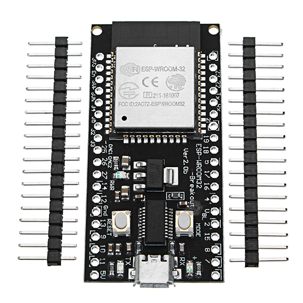 US $13 59 |ESP32 ESP WROOM 32 SD Card FT231 USB WiFi bluetooth Module For  Arduino-in Integrated Circuits from Electronic Components & Supplies on