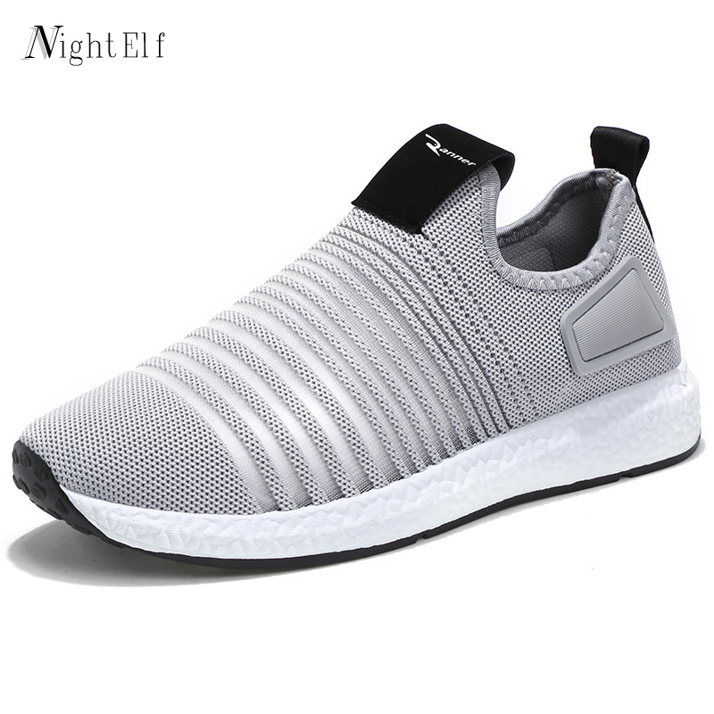 Night Elf men running shoes for men breathable sport shoes  men sneakers high quality high cut trainers shoes