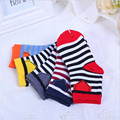 Infant Baby Autumn Winter Socks Cotton Stripes Children's Socks Toddler Kids Casual Socks Boys Girls Fashion Socks 6 pairs/lot